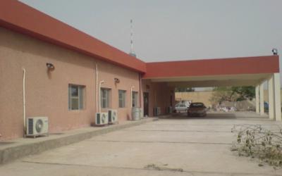 Construct Level I/II Medical Aid Stations